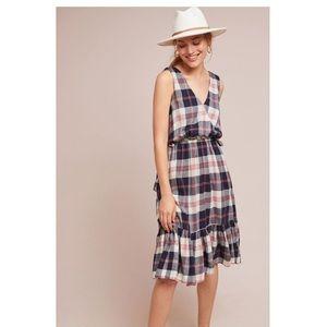 +A N T H R O+ Isabella Sinclair dress